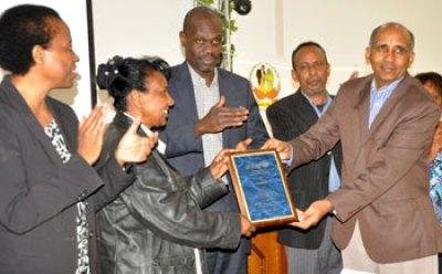 Immunization Award