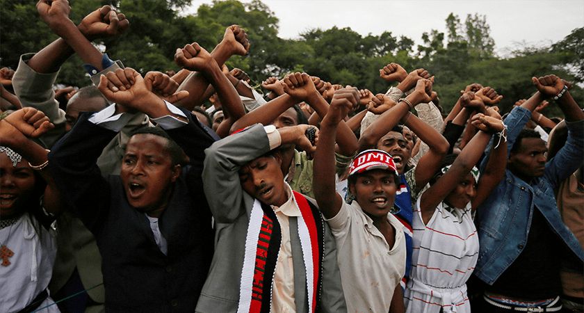 Call for Special Rapporteur on the Situation of Human Rights in Ethiopia