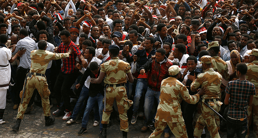 Ethiopia Frees Thousands of Detainees