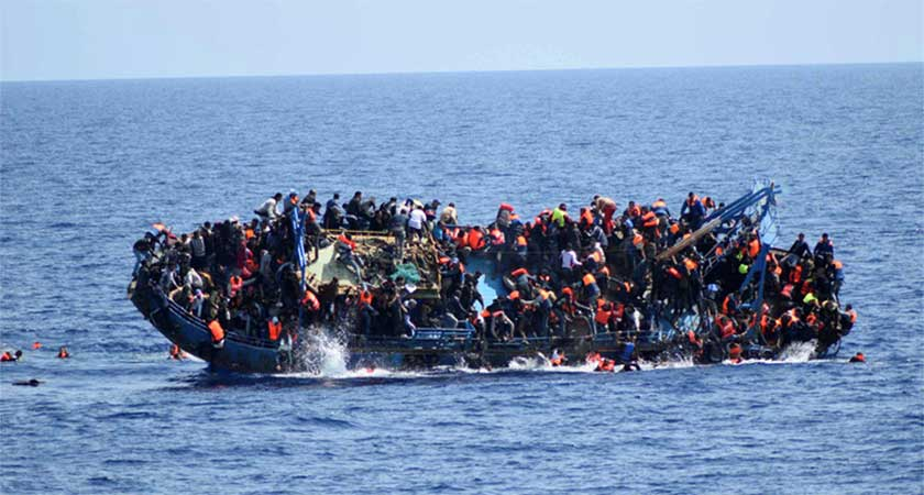 Over 240 Migrants Drown in 2 Shipwrecks off Libya Coast