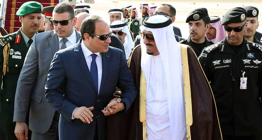 Egypt and Saudi Arabia Standoff – Political Displacement and the New Axis of Resistance