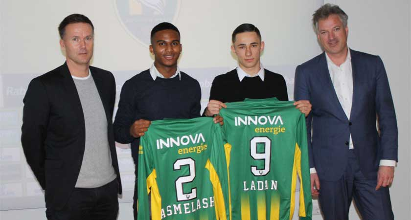 Team ADO Den Haag Signs Hennos Asmelash