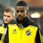 <Real Madrid to Pay &euro;10 million for Swedish Striker Alexander Isak