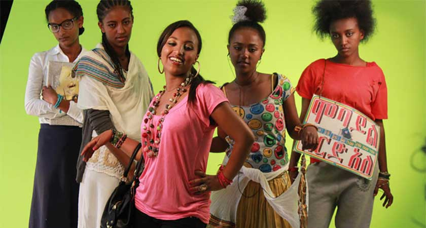 Yegna - Ethiopian Spice Girls