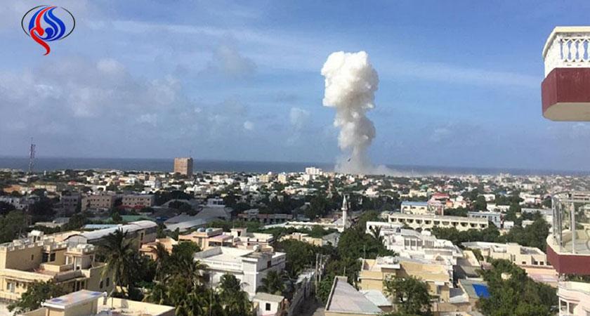 Massive Blast Hits Checkpoint Near Mogadishu Airport