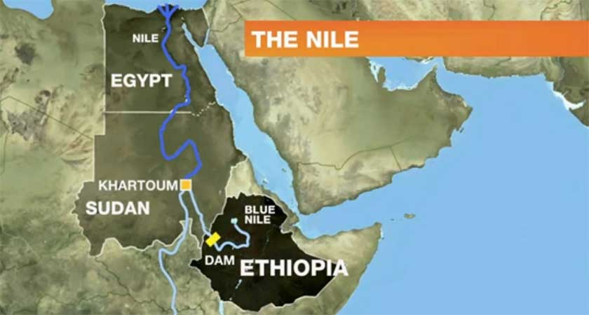 Egypt – Ethiopia: A River Runs Through an African Rivalry