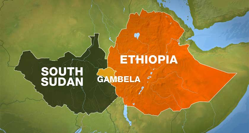 Diplomatic Row Reportedly Breaks out Between South Sudan and Ethiopia