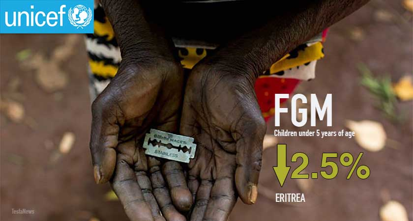 Eritrea Playing Exemplary Role in Combating FGM: UNICEF