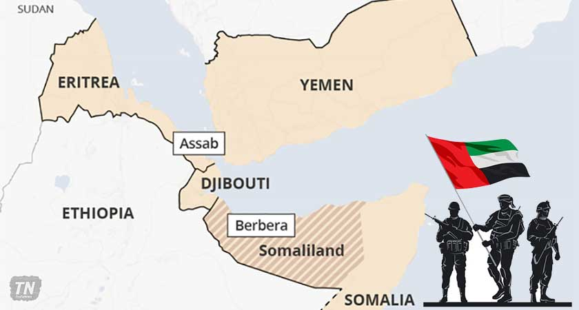 Berbera military base and ports facility good for Ethiopia - Somaliland relations