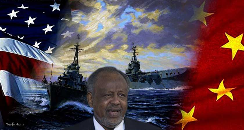 U.S. – China Relations, Djibouti at the Center of New Cold War