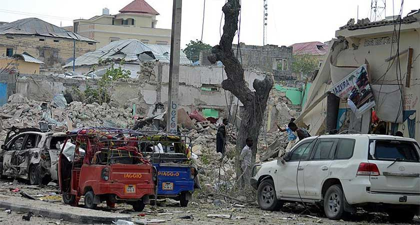 Somalia: Mogadishu Car Bomb Killed at Least 16