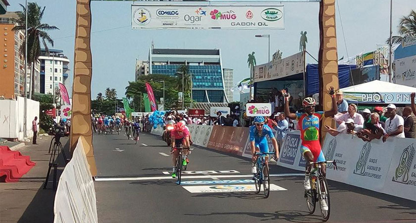 La Tropicale: Meron Abraham Wins Stage #7, Tesfom Okubamariam 2nd in GC