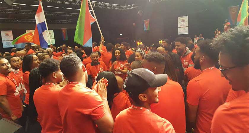 The 13th Y-PFDJ Euro Conference in Veldhoven, Holland