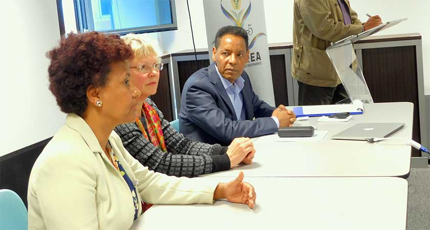 2nd Professional Forum: 'Understanding Eritrea Higher Education Strategies'
