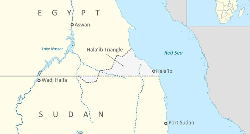 Sudan, Egypt Contest their Maritime Borders