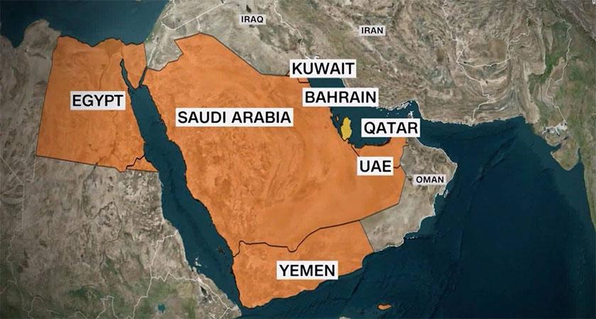 Behind the Scenes at the Saudi-Qatari Pissing Contest