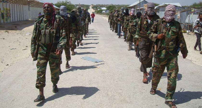 Al-Shabaab Attack on Puntland Army Base Leaves Scores Dead