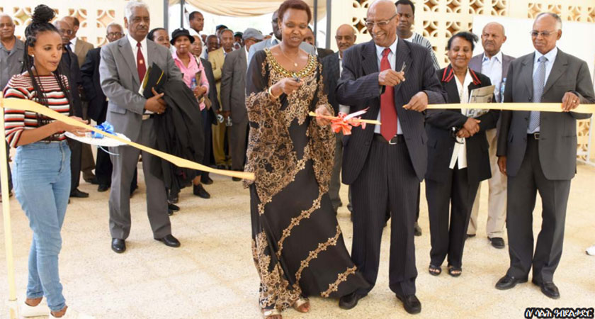 Hamelmalo Agricultural Laboratory inaugurated