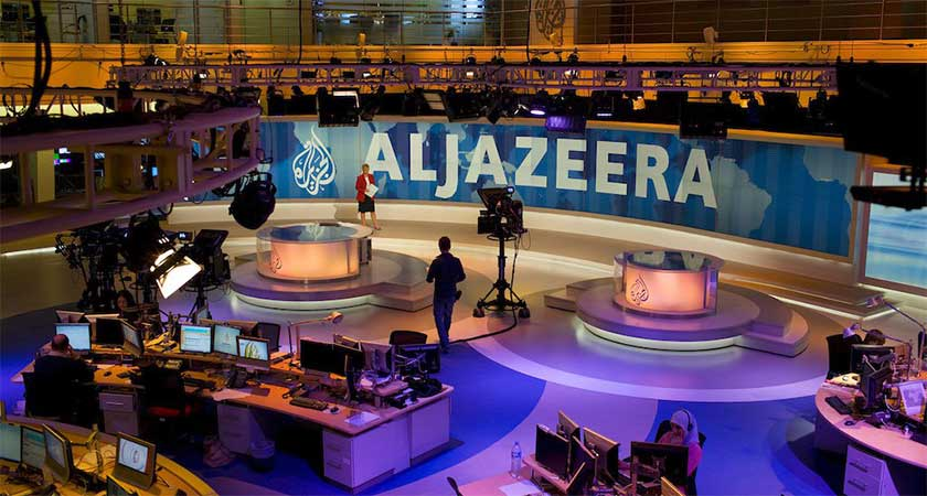 Press Release // Al-Jazeera's Relentless Campaigns of Disinformation