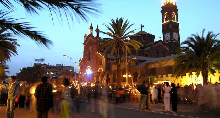 Asmara Offers Cheap Flights to its Travelers