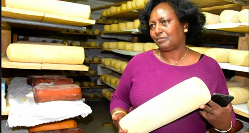 From Two Cows to Industrial Farming, the Journey of a Woman Entrepreneur