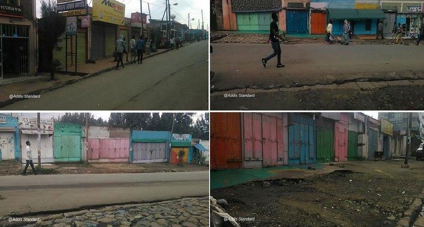 Ethiopia Anti-tax Protests Spread