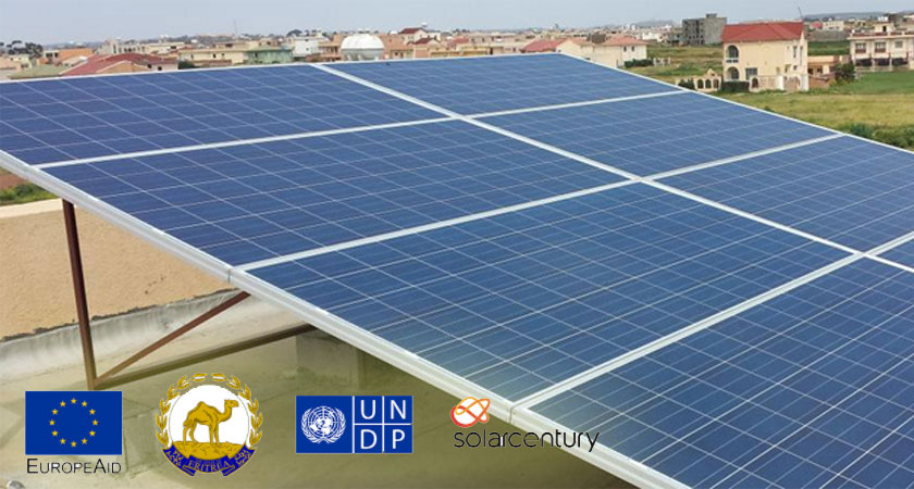 Areza – Maidma Solar powered mini-grids projects will showcase the use of solar hybrid power systems