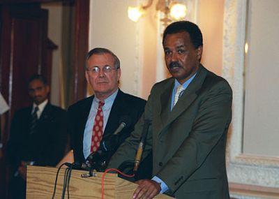 Donald Rumsfeld, December 2002