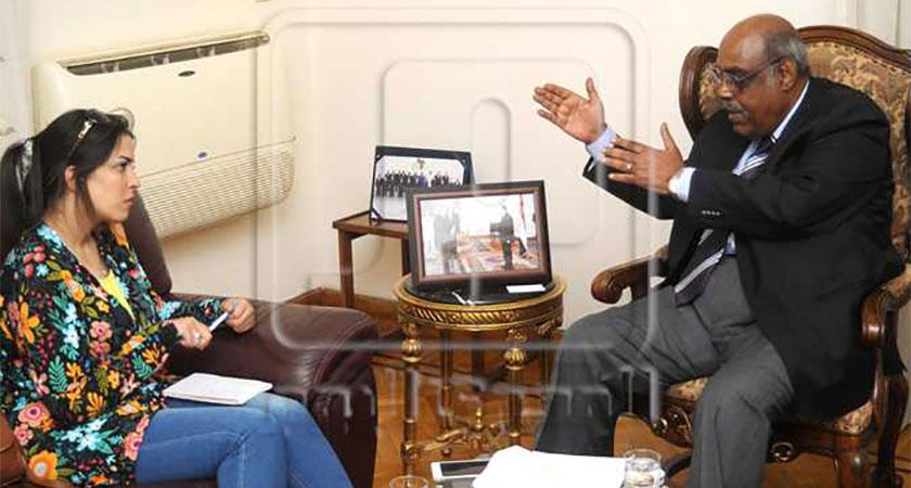 Interview With Eritrean Ambassador to Cairo, Fasil Gebreselasie