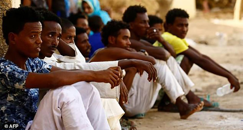 Sudan Courts Deport Dozens of Illegal Eritrean Migrants