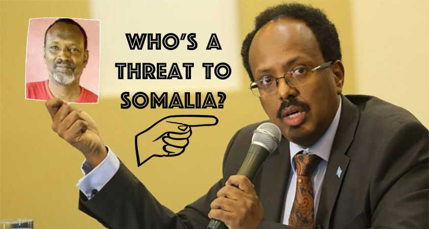 President Farmajo is in deep crisis following handing over of ONLF member to Ethiopia