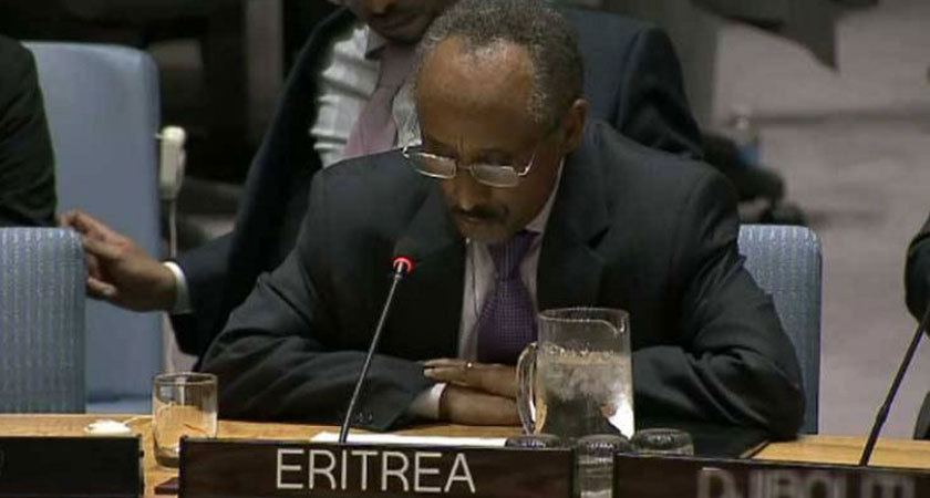 Eritrean Delegation Statement at the UN Interactive Dialogue on Human Rights