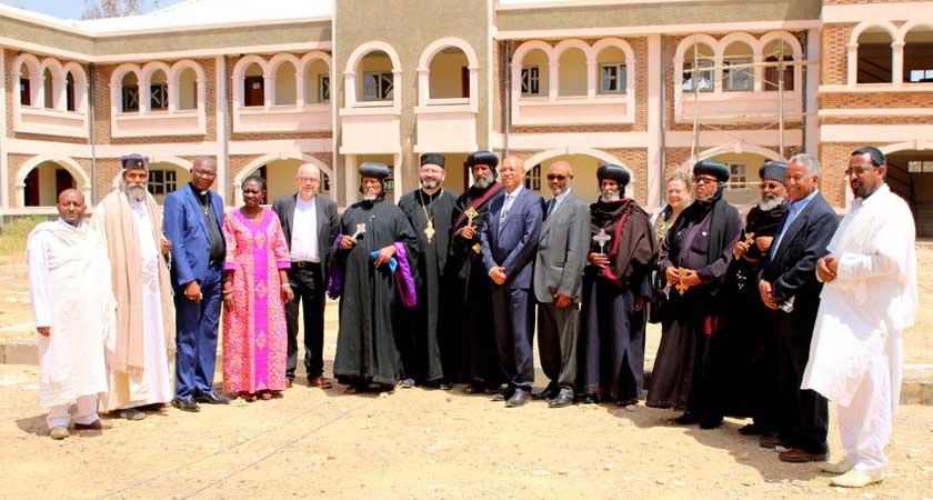 Eritrean Orthodox Church Hosts World Council of Churches (WCC) Delegation