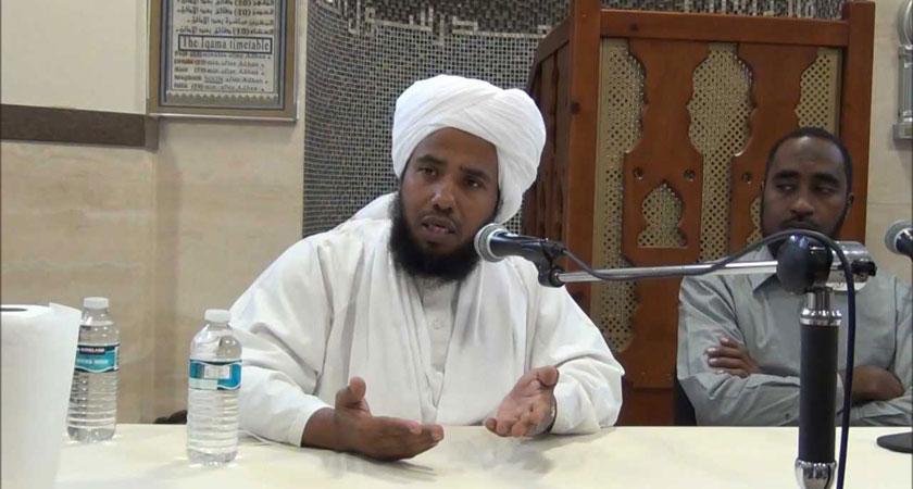 Sudanese Sheikh Dr. Abdul Hai Yousuf, Hands Off Eritrean Internal Affairs