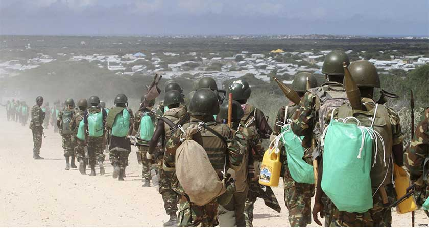 African Union starts Troop Withdrawal from Somalia