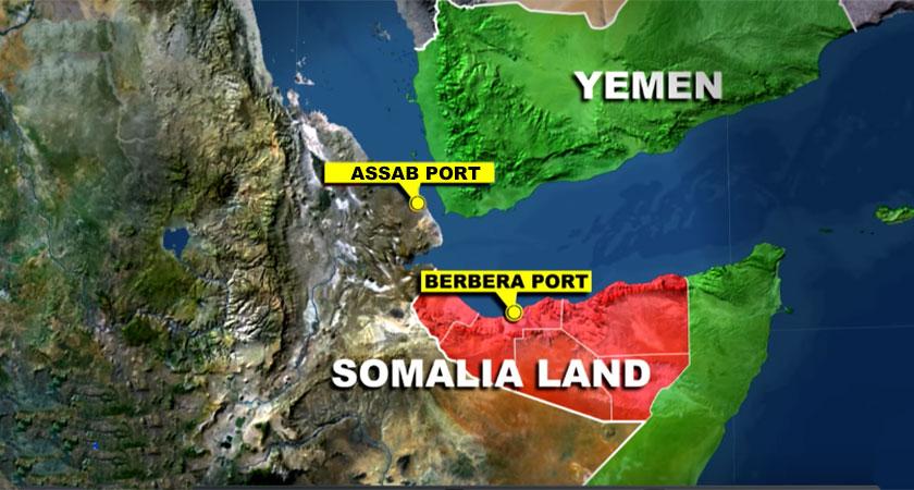 Yemen rebels threaten Somaliland Berbera Port