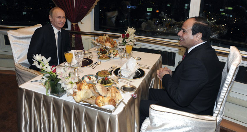 Egypt, Russia to Sign Dabba Nuclear Power Plant Contract During Putin's Visit