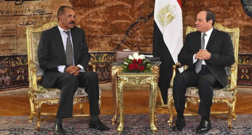 Afwerki's Cairo Visit Highlights Historic Relations Between Egypt and Eritrea