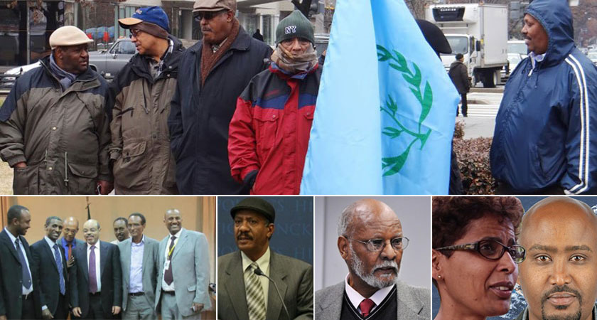 "The anti-Eritrean camp that operated as ""Eritrean Opposition""are in fact anti-Eritrea because they stand against everything that Eritrea stands for"