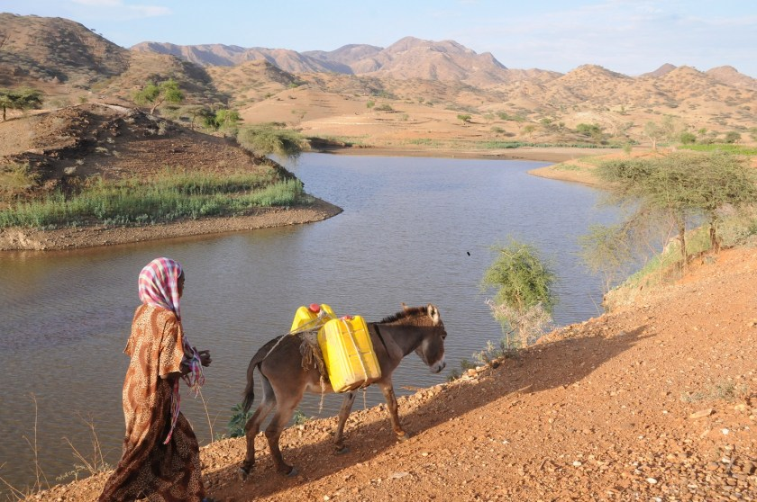 Eritrea access to water Nature-Based Solutions for Development