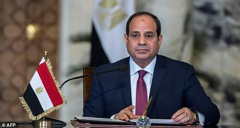 Egypt state media reports victory for Abdel Fattah el-Sisi