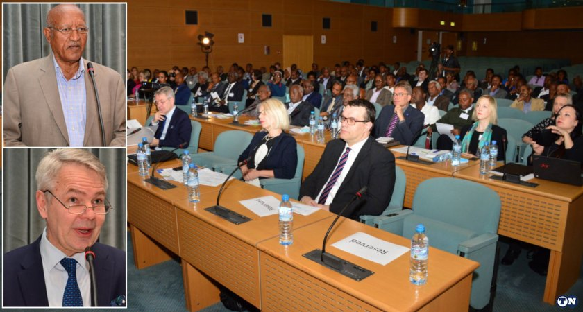 Reaping Fruits of Eritrea-Finland Higher Education Cooperation