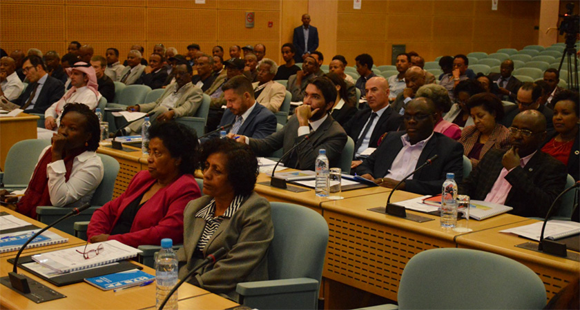 Eritrea's National Action Plan for Health Security (2017-2021) launched