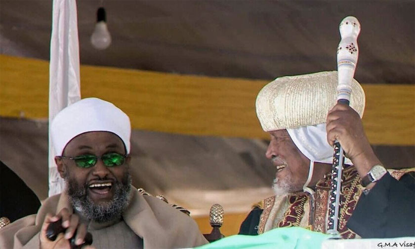 Eritrea religious tolerance