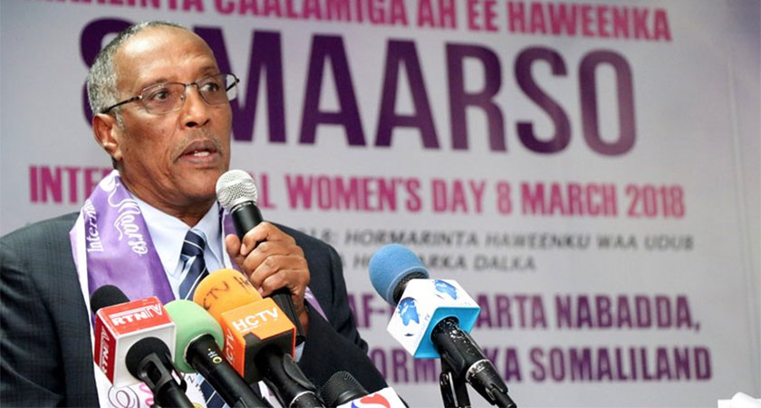 "Somaliland President hits back at the ""null and void"" statement made by Somalia PM on the tripartite Berbera port deal"