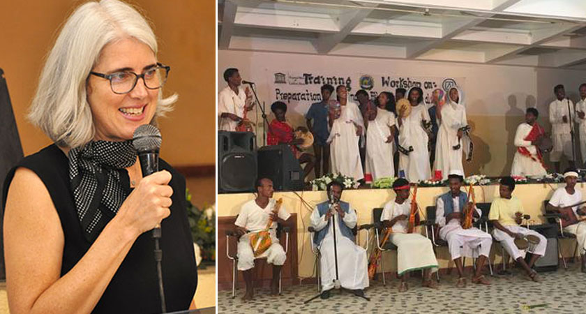Strengthening the capacities of Eritrea for implementing the Convention for the Safeguarding of the Intangible Cultural Heritage