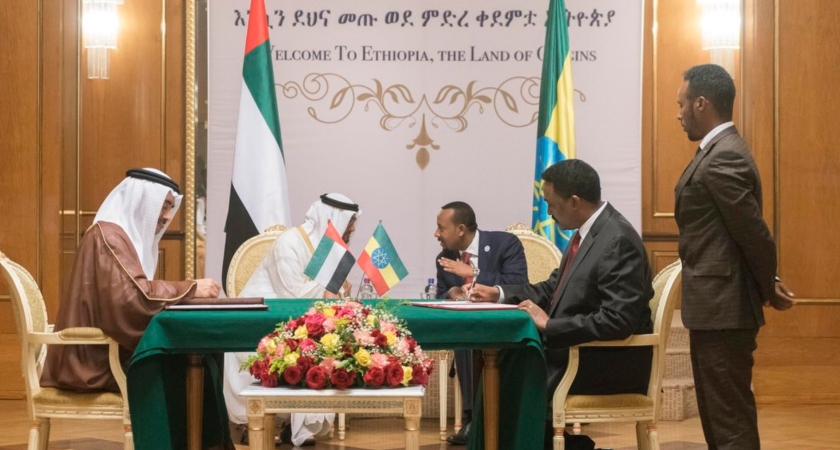 UAE to Give Ethiopia $3bn Aid Package