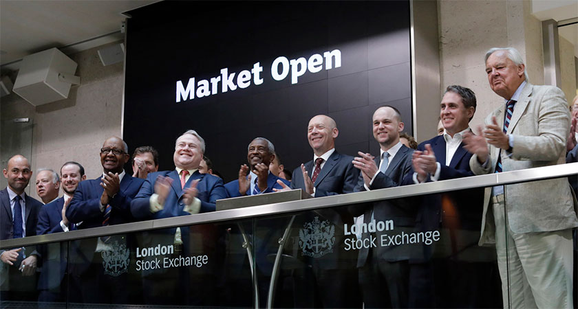 London Stock Exchange Welcome Danakali Ltd to the Main Market