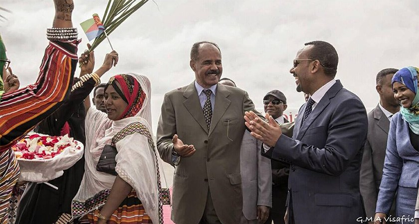 Will Reforms, Eritrean Deal Save Abiy in 2020?