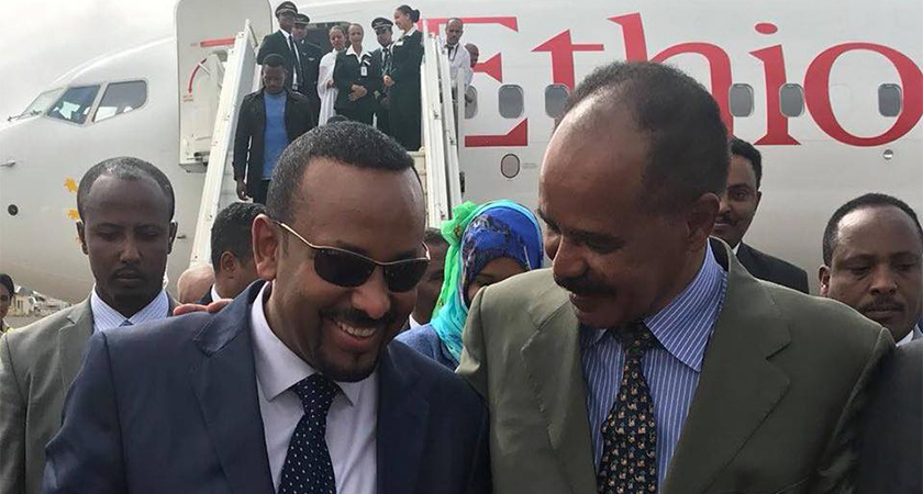 Finally, Peace in the Horn of Africa?